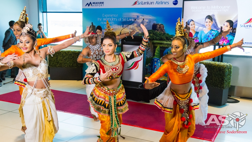 Srilankan Airlines Dancers ASO (1 of 1)