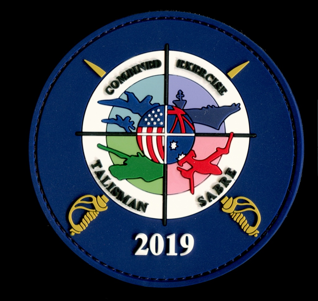 Talisman Sabre 2019 patch