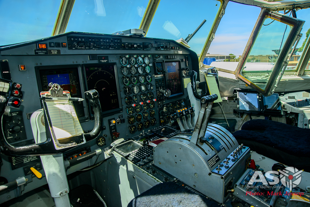 Thor\'s cockpit