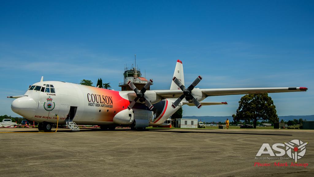 "Lockheed Martin L-382G/L-100 ""Thor"""