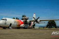 "Lockheed Martin L-382G/L-100 \""Thor\"""