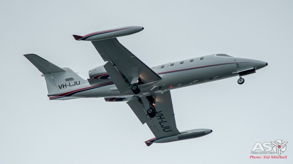 Air Affairs Learjet