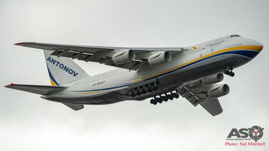 Antonov AN-124-100M Ruslan