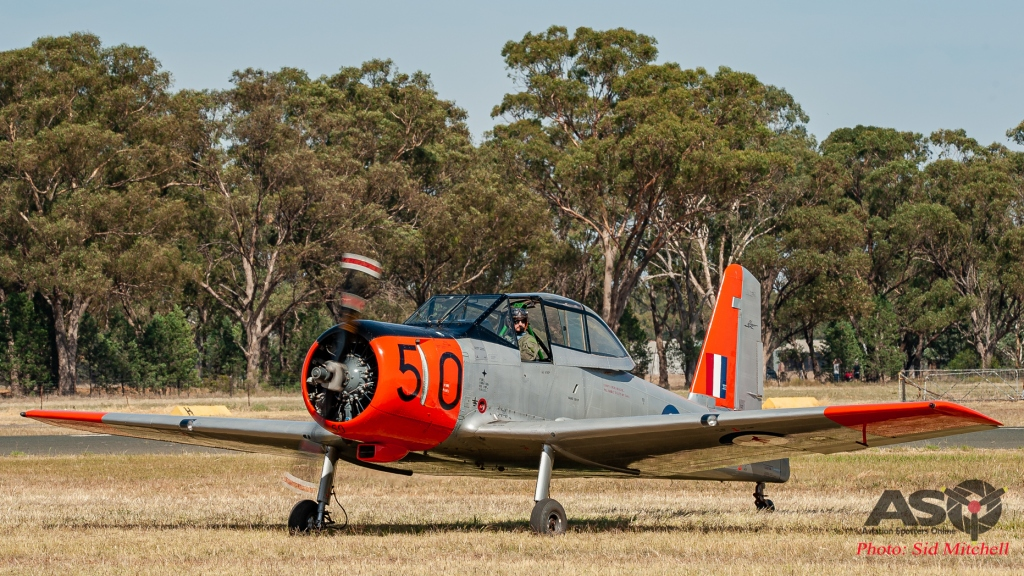 Temora Heritage Flight