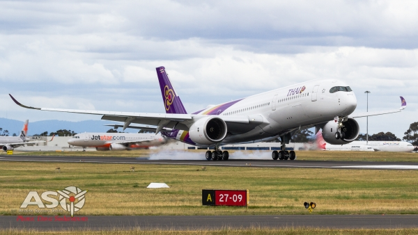 HS-THH Thai Airways Airbus A350-941 ASO 2 (1 of 1)