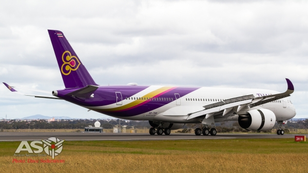HS-THH Thai Airways Airbus A350-941 ASO 4 (1 of 1)