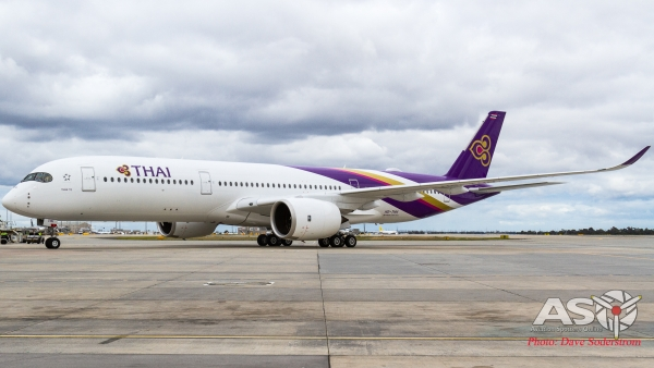HS-THH Thai Airways Airbus A350-941 ASO 9 (1 of 1)