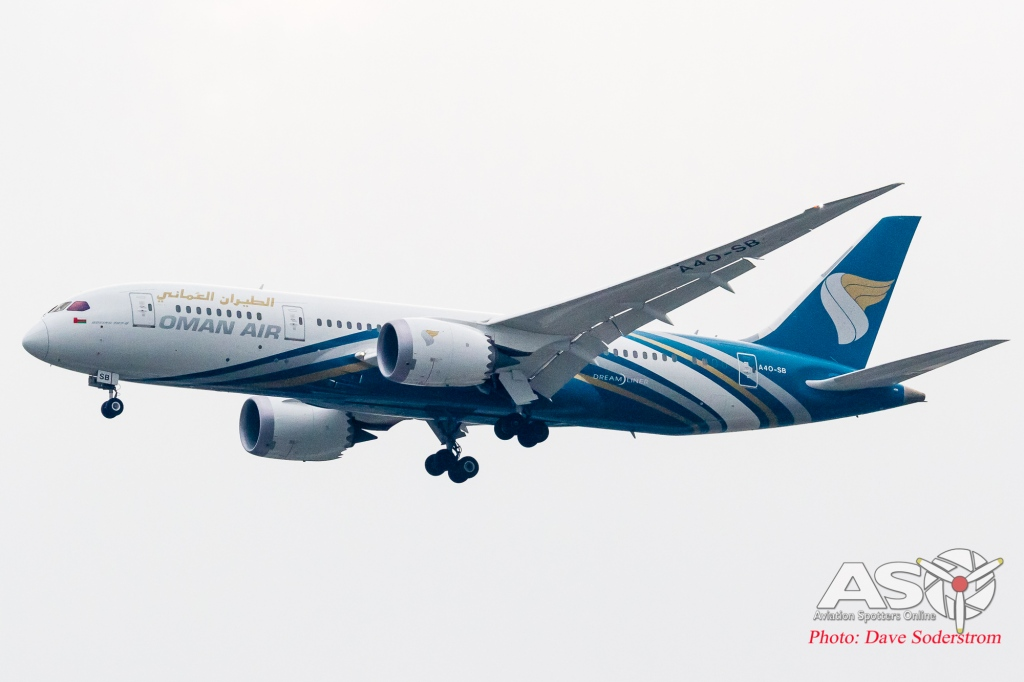 A40-SB Oman Air Boeing 787-8 ASO (1 of 1)