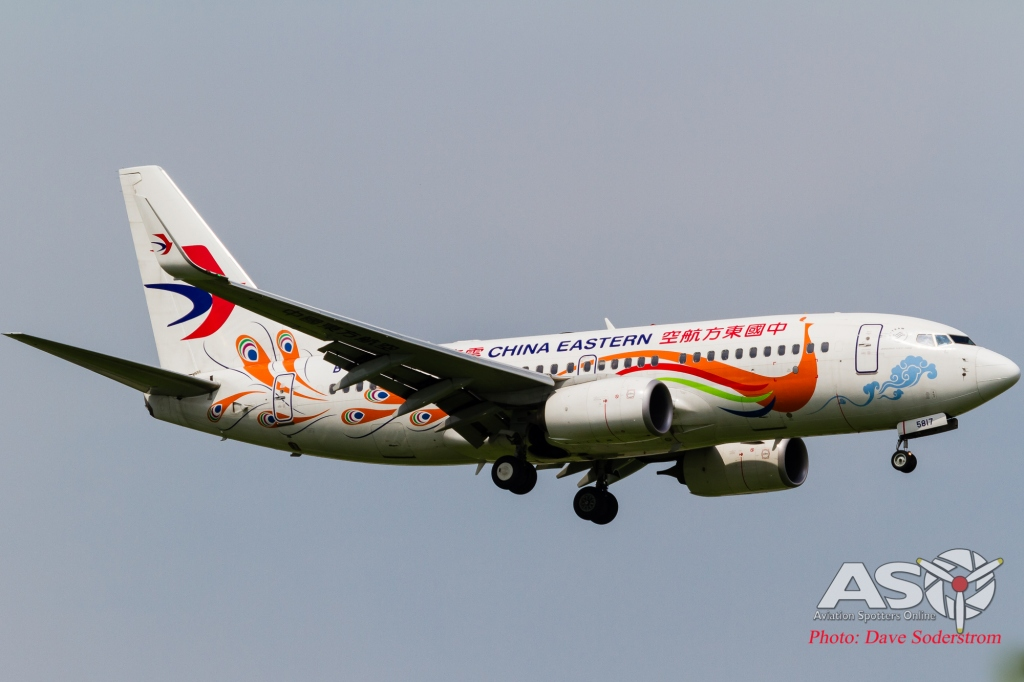 B-5817 China Eastern Boeing 737-700 ASO (1 of 1)