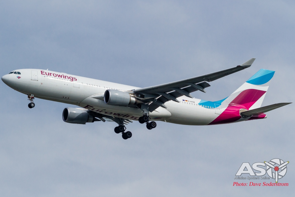 D-AXGB Eurowings Airbus A330 ASO (1 of 1)
