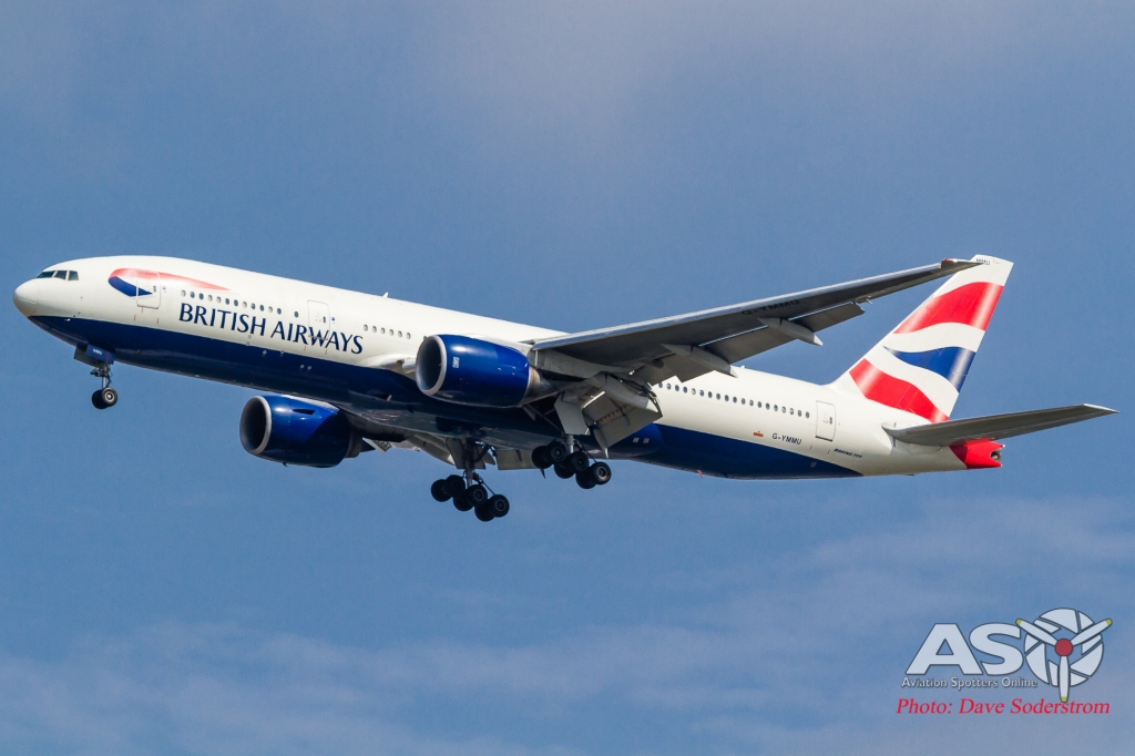 G-YMMU British Airways Boeing 777-200ER ASO (1 of 1)