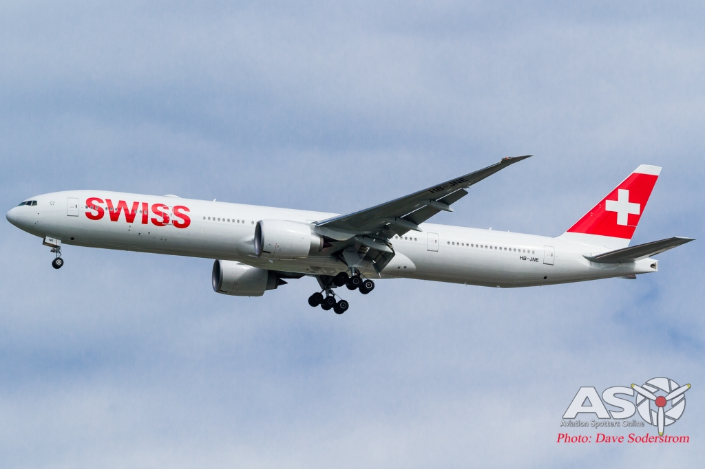 HB-JNE SWISS Boeing 777-300ER ASO (1 of 1)