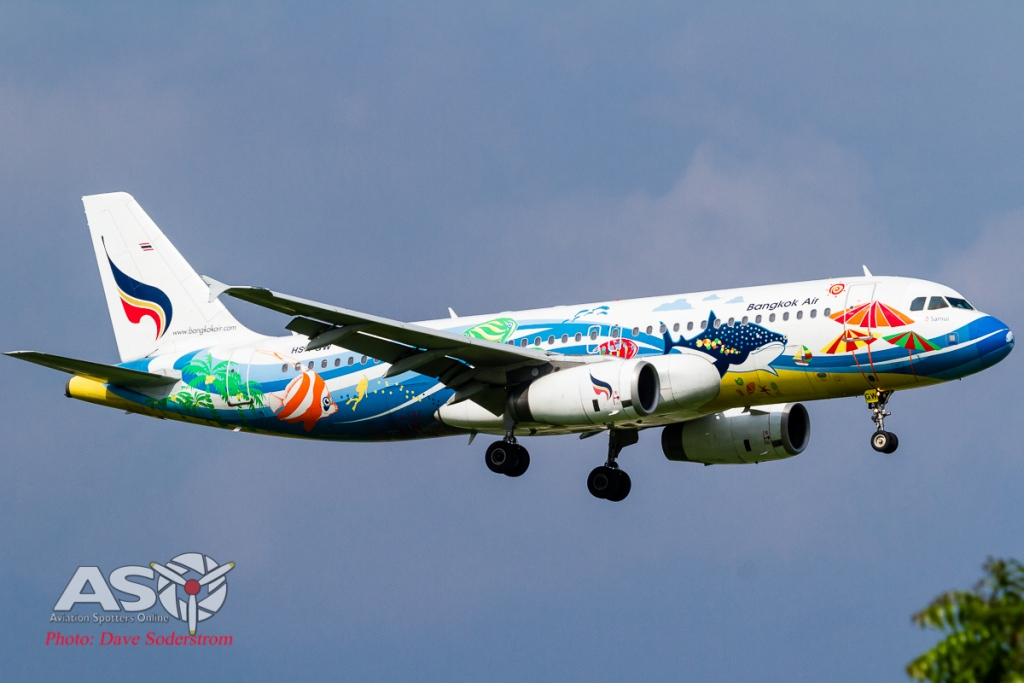 HS-PGW Bangkok Air Airbus A320 ASO (1 of 1)