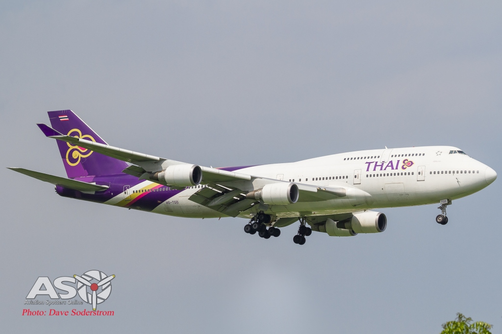 HS-TGB Thai Airways Boeing 747-400 ASO (1 of 1)