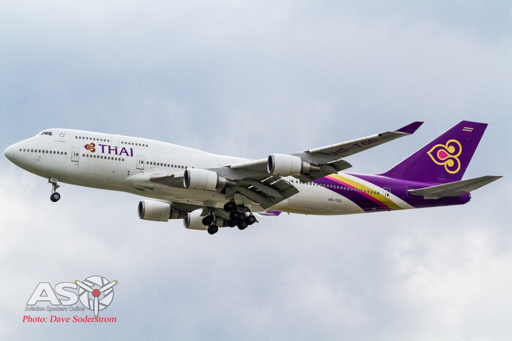 HS-TGG Thai Airways Boeing 747-400 ASO (1 of 1)