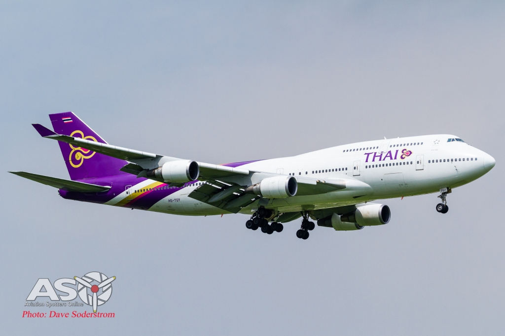 HS-TGY Thai Airways Boeing 747-400 ASO (1 of 1)