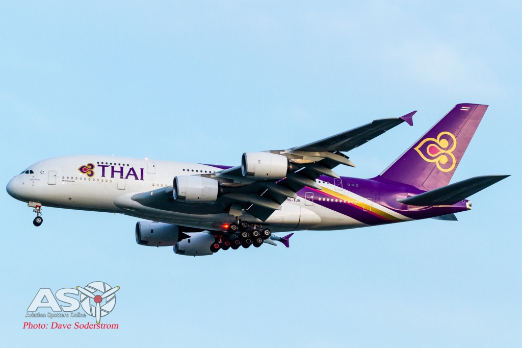 HS-TUB Thai Airways Airbus A380 ASO 2 (1 of 1)
