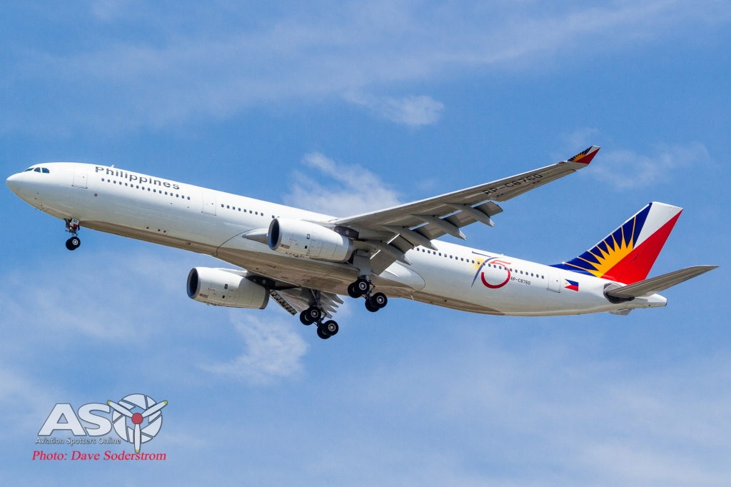 RP-C8760 Philippine Airlines Airbus A330 ASO (1 of 1)