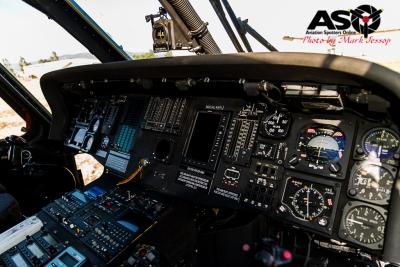 Timberline Blackhawk cockpit detail.