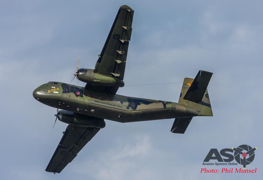 DHC-4 Caribou - HARS