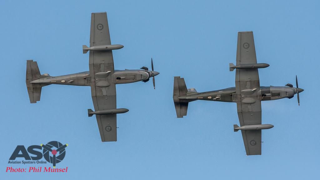 RAAF Pilatus PC-9A