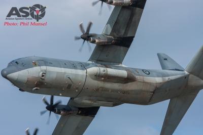 RAAF C-130J Hercules