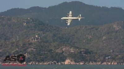 RAAF Lockheed AP-3C Orion