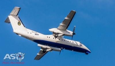 RAN LADS De Havilland Dash 8 - 200