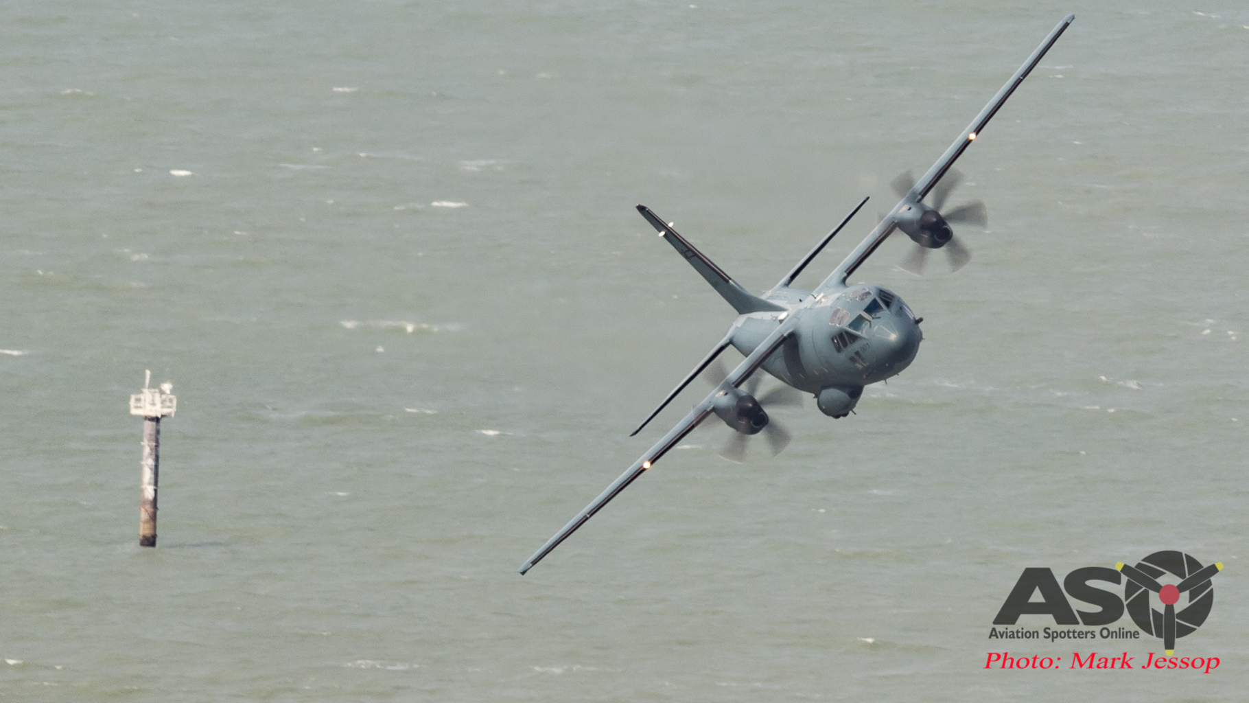 RAAF C-27J Spartan