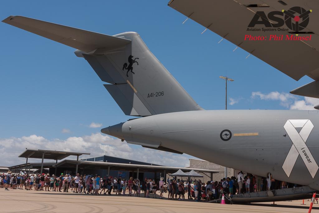 RAAF C-17A Globemaster III (14)
