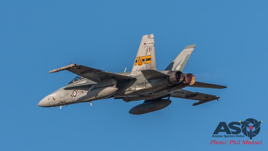 RAAF FA-18 Hornet (12)