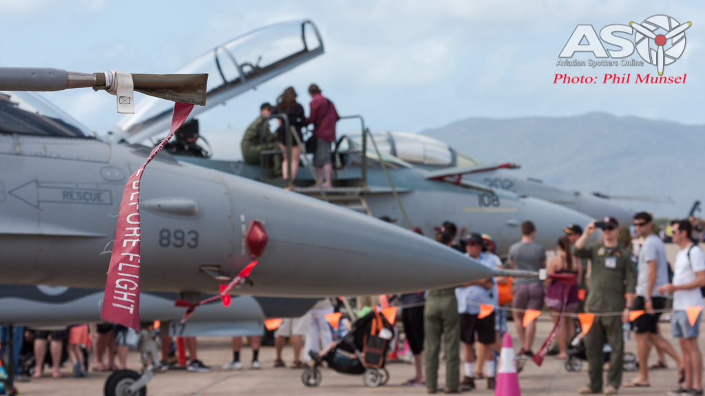 RAAF Open Day Townsville, T150 (4)
