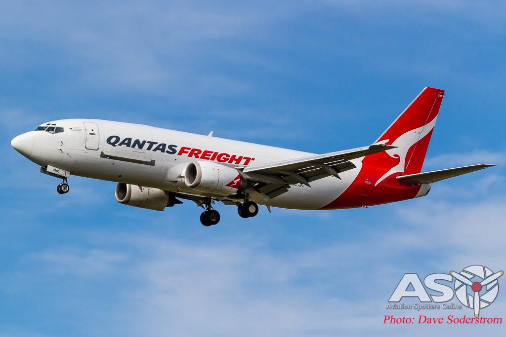 VH-XMO QANTAS Freight 737-376F ASO LR (1 of 1)