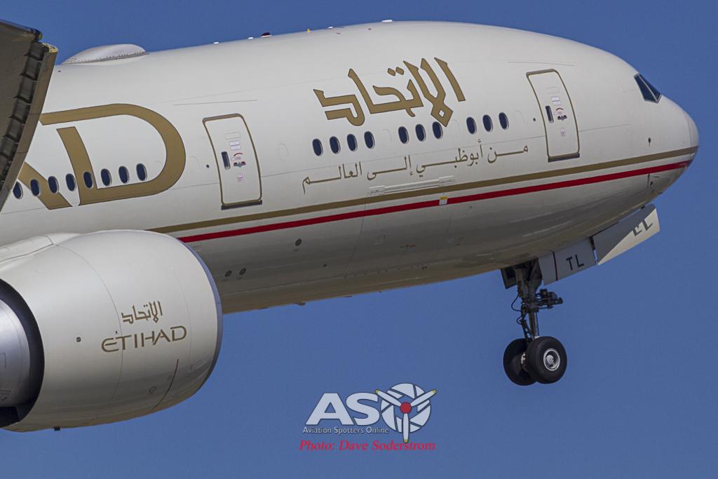 Etihad 777 Nose ASO