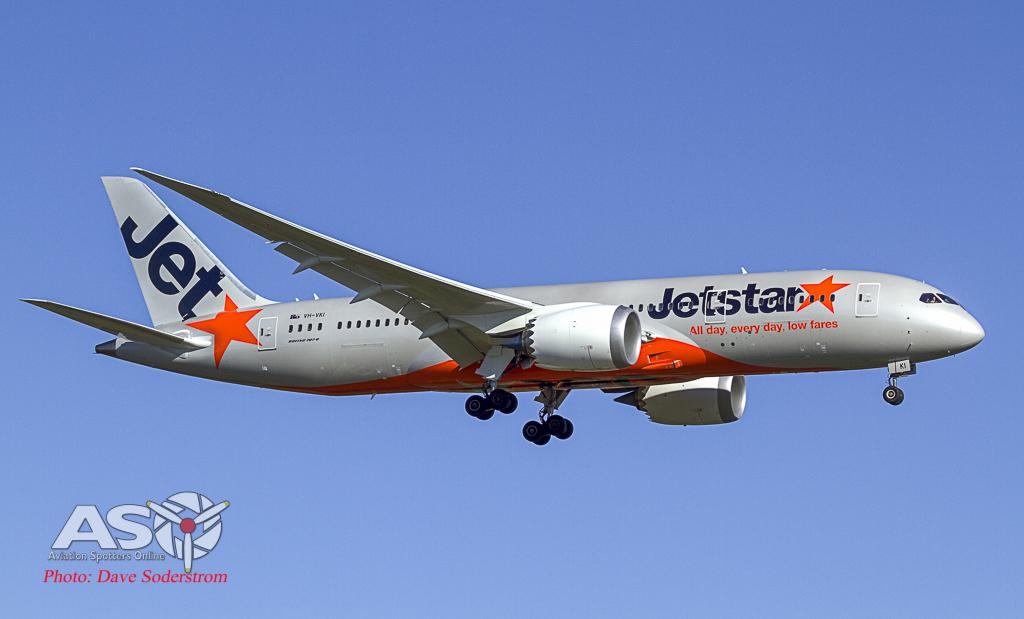 Jetstar 787 ASO