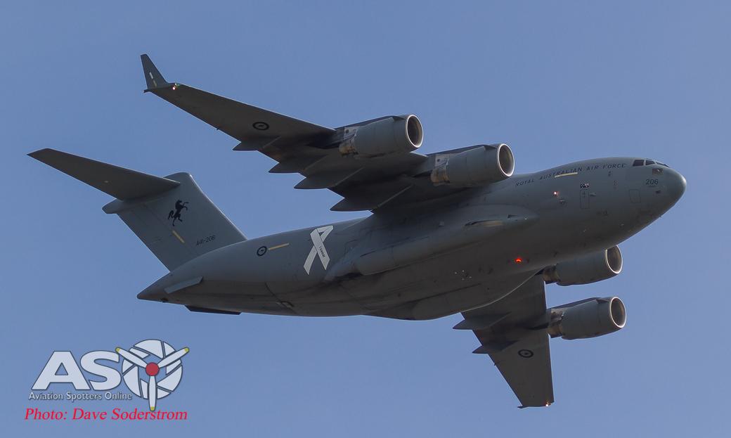 RAAF C-17A A41-213 ASO 3 (1 of 1)