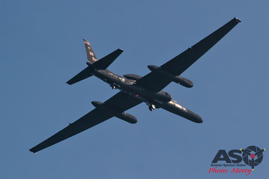 Mottys Osan Air Power Day 2016 USAF U-2S 80-077 0020-ASO