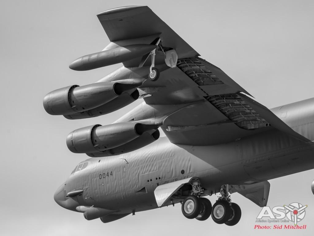 USAF B-52H 60-0044