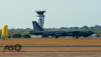 USAF B52H RAAF Base Darwin