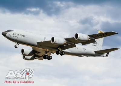KC-135R USAF Avalon 2015 (1 of 1)