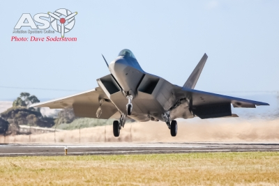 USAF F-22 Landing ASO HR (1 of 1)