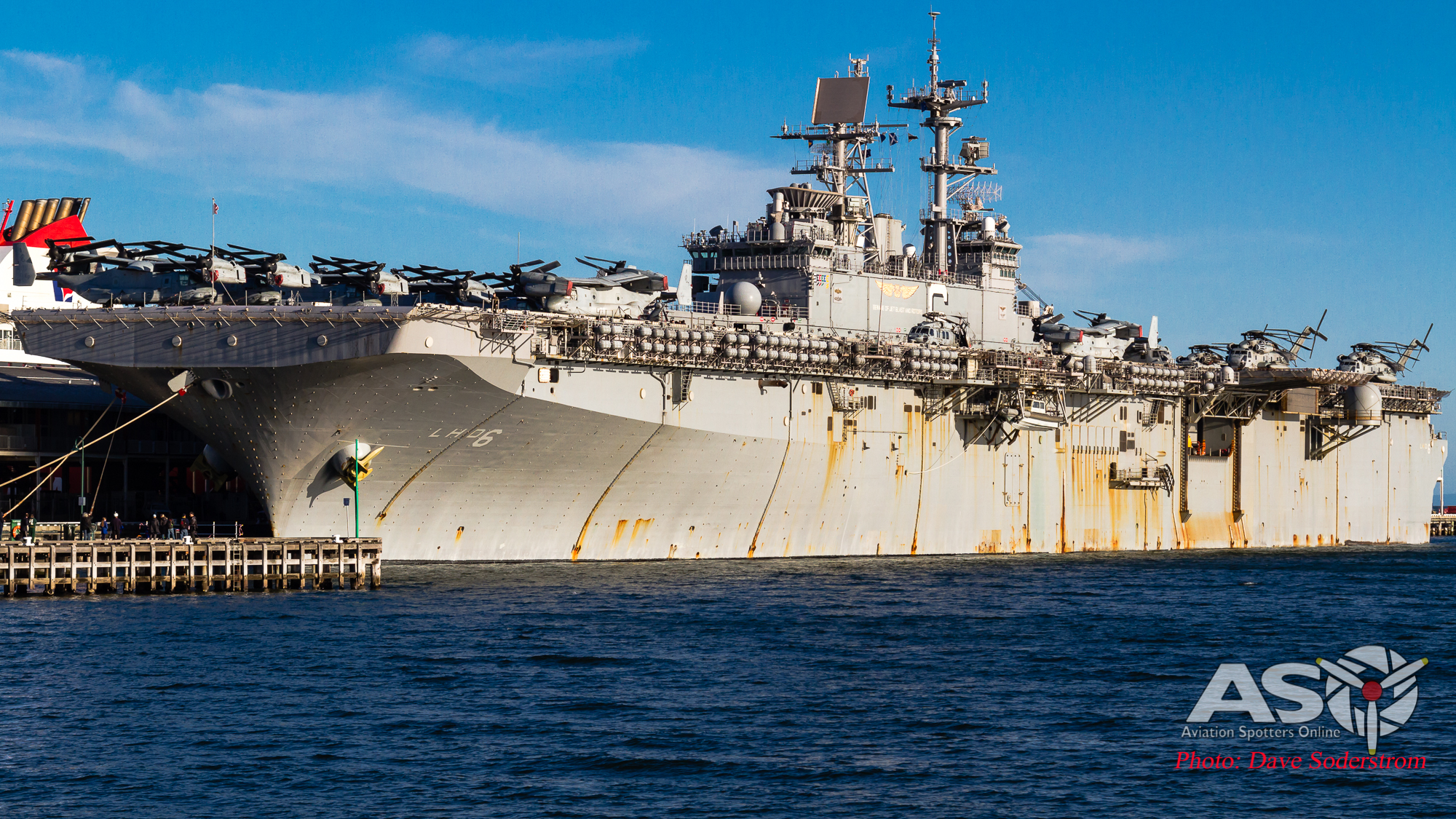 USS Bonhomme Richard - Melbourne
