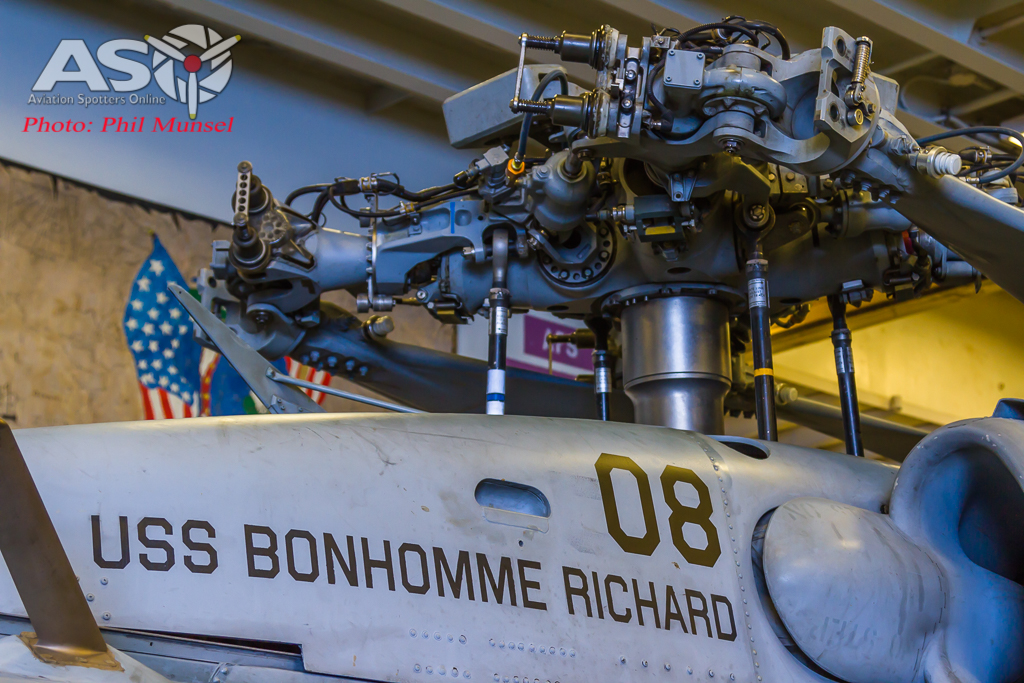 USS Bonhomme Richard 2017.Media Day (224)