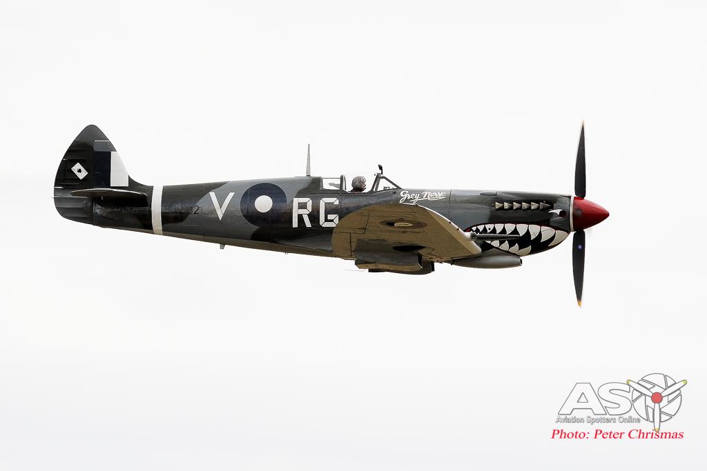 Temora MK.VIII Spitfire