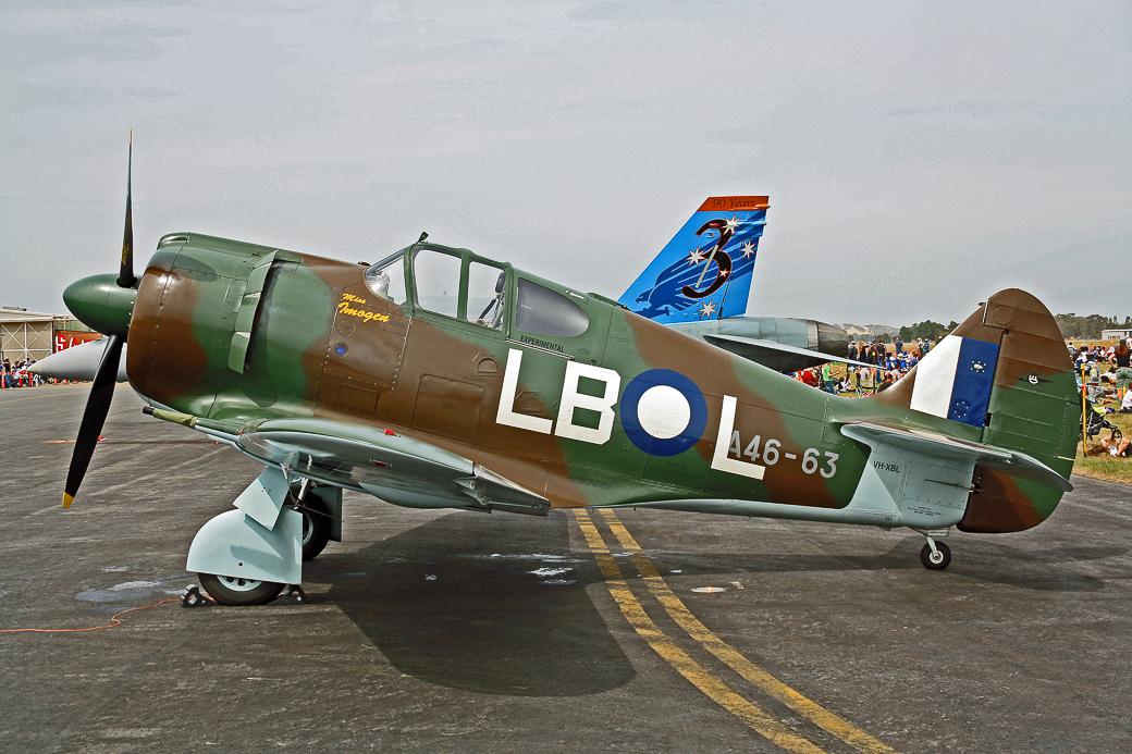 James Smith Boomerang A46-63 VH-XBL-2