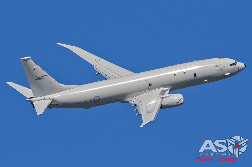 RAAF P-8 Poseidon