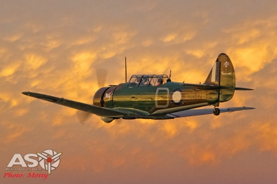 Mottys Paul Bennet Airshows Wirraway VH-WWY A2A 0040-ASO