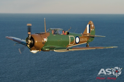 Mottys Paul Bennet Airshows Wirraway VH-WWY A2A 0220-ASO