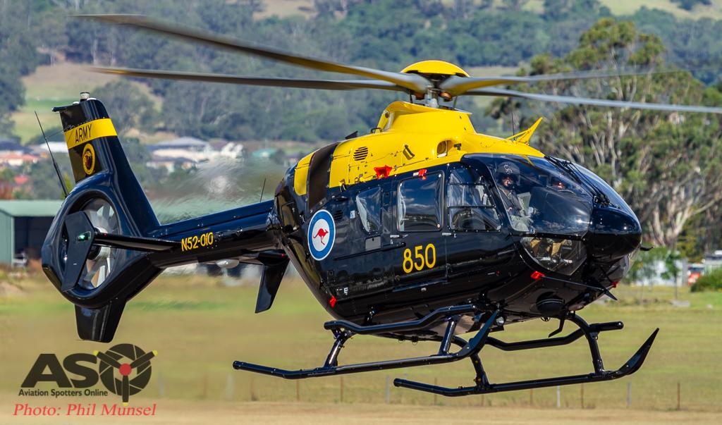 Army EC135