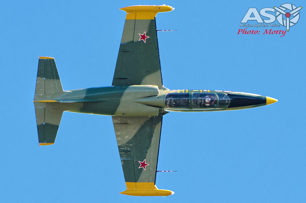 Wings Over Illawarra 2016 Albatros-256